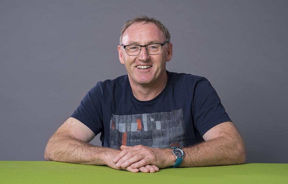 Portraits - RVG Raiffeisen Viehvermarktung am 20.10.2018 in Enniger