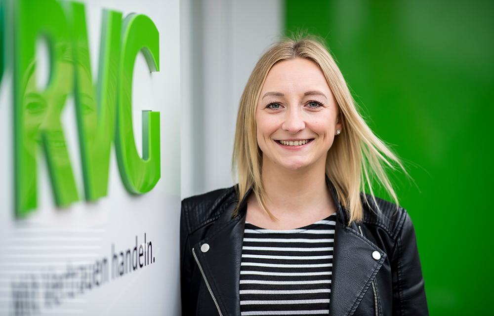 RVG Raiffeisen Viehvermarktung - Mitarbeiterportaits am 06.12.2018 in Enniger
